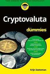 Cryptovaluta voor Dummies Soeteman, Krijn