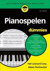 Pianospelen voor Dummies, 3e editie Perlmutter, Adam