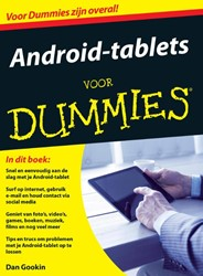 Android tablets voor Dummies Gookin, Dan