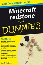 Minecraft redstone voor Dummies Cordeiro, Jacob