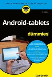 Android-tablets voor Dummie Gookin, Dan
