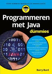 Programmeren met Java voor Dummies Burd, Barry
