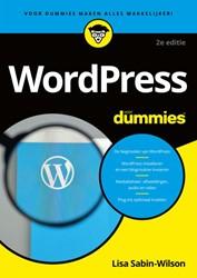 Wordpress voor Dummies, 2e editie Sabin-Wilson, Lisa