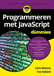 Programmeren met JavaScript voor Dummies Minnick, Chris
