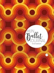 Mijn bullet journal 70s retrobrown