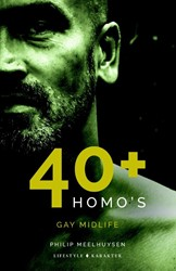 40+ Homo's: gay midlife -gay midlife Meelhuysen, Philip