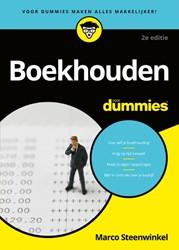 Boekhouden voor Dummies, 2e editie Steenwinkel, Marco