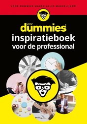 Voor Dummies inspiratieboek voor de prof