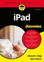iPad voor Dummies Baig, Edward C.