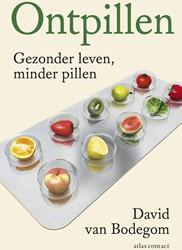 Ontpillen -Gezonder leven, minder pillen Bodegom, David van