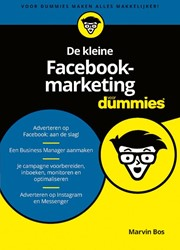 De kleine Facebookmarketing voor Dummies Bos, Marvin