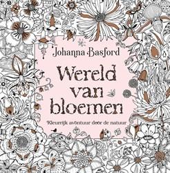 Wereld van bloemen Basford, Johanna