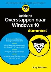 De kleine Overstappen naar Windows 10 vo Rathbone, Andy
