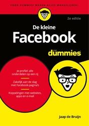 De kleine Facebook voor Dummies, 2e edit Bruijn, Jaap de