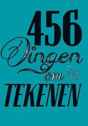 456 DINGEN OM TE TEKENEN