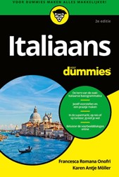 Italiaans voor Dummies, 2e editie, pocke Romana Onofri, Francesca