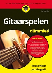 Gitaarspelen voor Dummies, 4e editie Phillips, Mark
