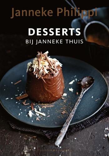 Desserts -bij Janneke thuis Philippi, Janneke