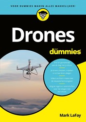 Drones voor Dummies LaFay, Mark