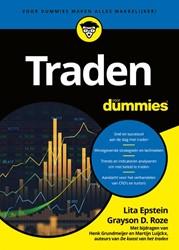 Traden voor Dummies Epstein, Lita