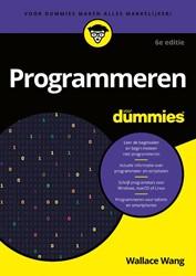 Programmeren voor Dummies, 6e editie Wang, Wallace