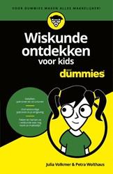 Wiskunde ontdekken voor kids voor Dummie Volkmer, Julia