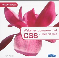 Websites opmaken met CSS Creeten, Mark