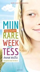 Mijn bijzondere rare week met Tess (3CD) Woltz, Anna