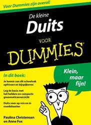 De kleine Duits voor Dummies Christensen, Paulina
