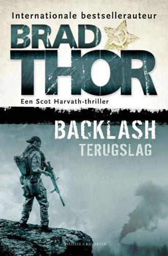 Backlash (terugslag) Thor, Brad