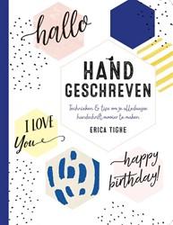 Handgeschreven Tighe, Erica