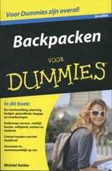 Backpacken voor Dummies Kelder, Michiel