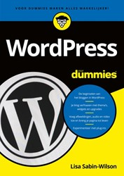WordPress voor Dummies Sabin-Wilson, Lisa
