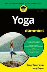 Yoga voor Dummies, 2e editie, pocketedit Feuerstein, Georg