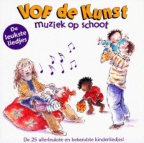 VOF de Kunst, Muziek op Schoot - de Leuk