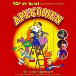 CD opname van het kinderpopconcert Apeko