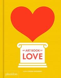 My Art Book of Love Shana Gozansky