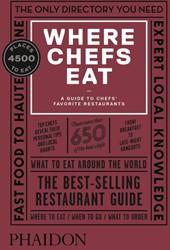 Where Chefs Eat -A Guide to Chefs' Favorit taurants Warwick, Joe