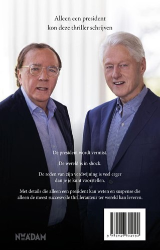 President vermist Clinton, Bill-2
