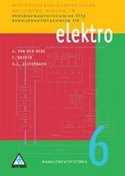 Elektro -personenauto III/bedrijfautote chniek III Berg, J. van den