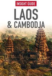 Insight Guide Laos & Cambodja Ned.ed
