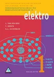 Elektro -personenautotechniek II / bedr ijfsautotechniek II Berg, J. van den
