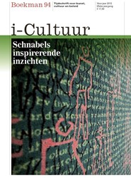 Boekman 94, i-Cultuur -SCHNABELS INSPIRERENDE INZICHT EN