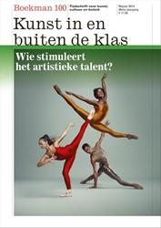 Boekman 100 Kunst in en buiten de klas -wie stimuleert het artistiek t alent?