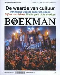 Boekman 113 De Waarde van Cultuur