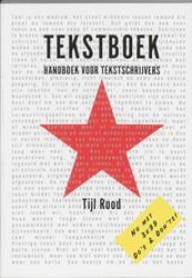 TEKSTBOEK -HANDBOEK VOOR TEKSTSCHRIJVERS ROOD, T.