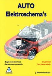 Auto elektroschema's -elektrische schema's begr en storingen verhelpen Trommelmans, J.