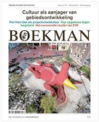 Boekman 101 Cultuur als aanjager van geb