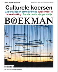 Boekman 105 Culturele koersen -zzp'ers zoeken samenwerki periment in de verdrukking soc