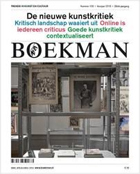 Boekman 106 De nieuwe kunstkritiek